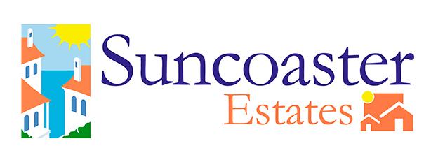 SUNCOASTER ESTATES logo