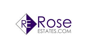 ROSE ESTATES logo