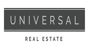 UNIVERSAL REAL ESTATE logo