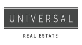 UNIVERSAL REAL ESTATE logo