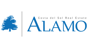 ALAMO COSTA DEL SOL REAL ESTATE logo
