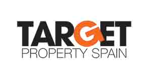 TARGET PROPERTY SPAIN logo