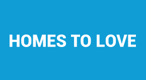 HOMES TO LOVE BERNADETTE PRINZ SL logo