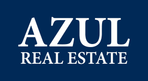 AZUL REAL ESTATE logo
