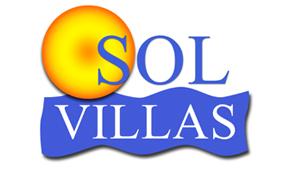 SOL VILLAS logo