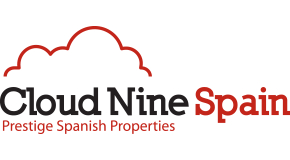 CLOUD NINE SPAIN logo