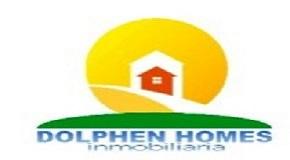DOLPHEN HOMES logo