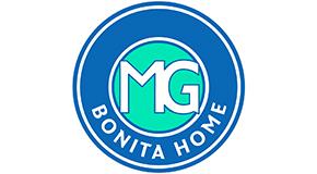 MG BONITA HOME logo