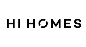 HI HOMES logo