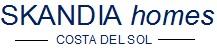 SKANDIA HOMES logo
