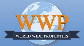 WORLD WIDE PROPERTIES logo