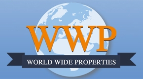 WORLD WIDE PROPERTIES logo