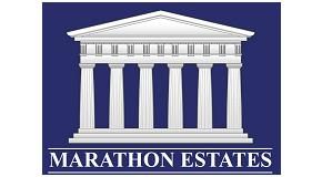 MARATHON ESTATES logo