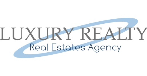 LUXURY REALTY logo