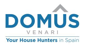 DOMUS VENARI GROUP logo
