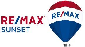 RE/MAX SUNSET logo