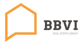 BBVI - REAL ESTATE GROUP logo