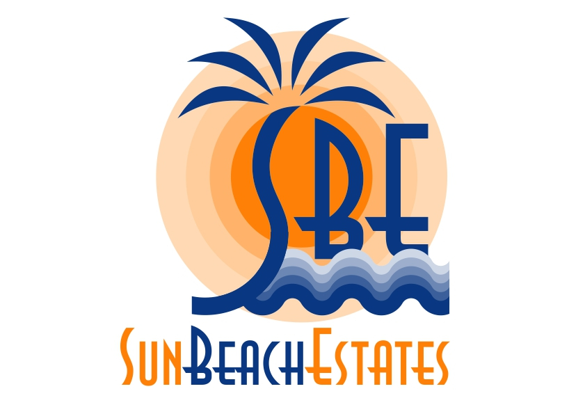 SUN BEACH ESTATES logo