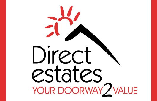 DIRECT ESTATES logo