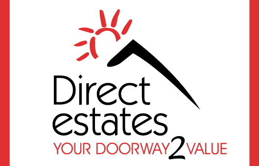 DIRECT ESTATES logo