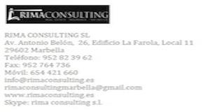 RIMA CONSULTING  S.L. logo