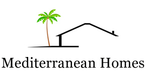 MEDITERRANEAN HOMES logo