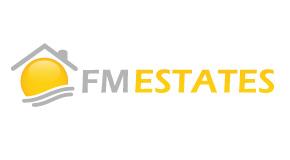 FM ESTATES logo