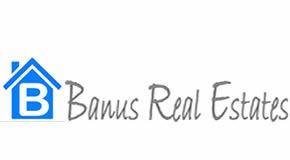 BANUS REAL ESTATES logo