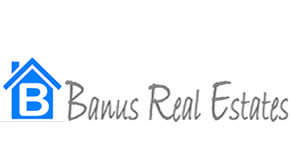 BANUS REAL ESTATES logo