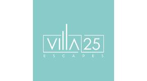 VILLA 25 PROPERTIES logo