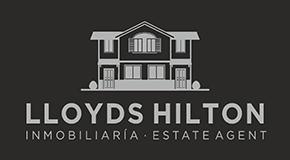 LLOYDS HILTON INTERNATIONAL logo