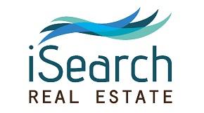 ISEARCH REAL ESTATE logo
