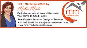 MM INTERIOR DESIGN & REAL ESTATES logo