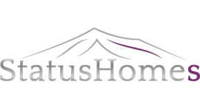 STATUS HOMES logo
