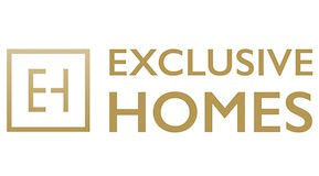 EXCLUSIVE HOMES logo