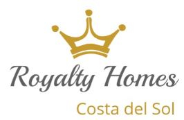 ROYALTY HOMES CDS logo