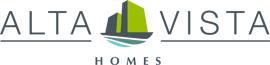 ALTAVISTA HOMES logo
