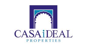 CASAIDEAL PROPERTIES logo