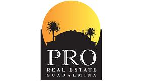 PRO REAL ESTATE GUADALMINA logo