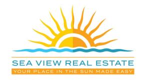 SEA VIEW REAL ESTATE logo