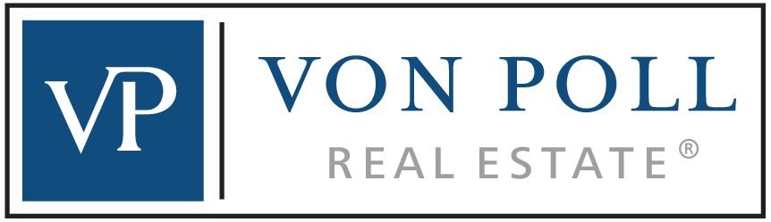 VON-POLL REAL ESTATE logo