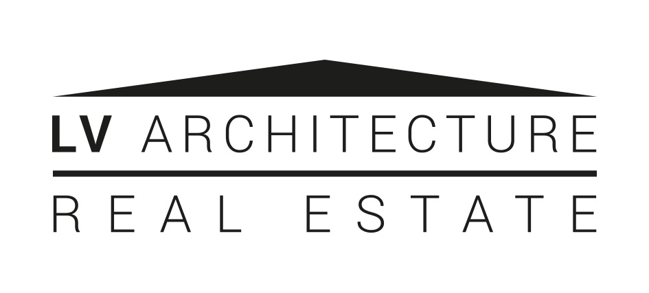 LV REAL ESTATE logo