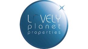 LOVELY PLANET logo