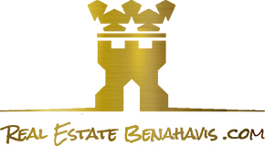 REAL ESTATE BENAHAVIS .COM logo