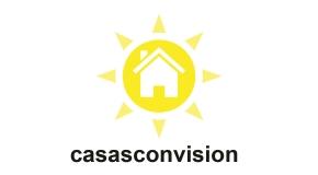 CASAS CON VISION logo