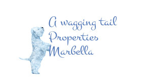 A Wagging tail properties Marbella logo
