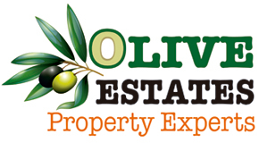 OLIVE ESTATES logo