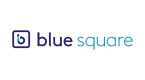 BLUE SQUARE logo