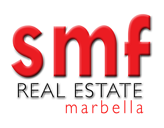 SMF REAL ESTATE logo