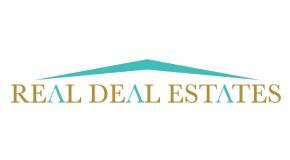 REAL DEAL ESTATES logo